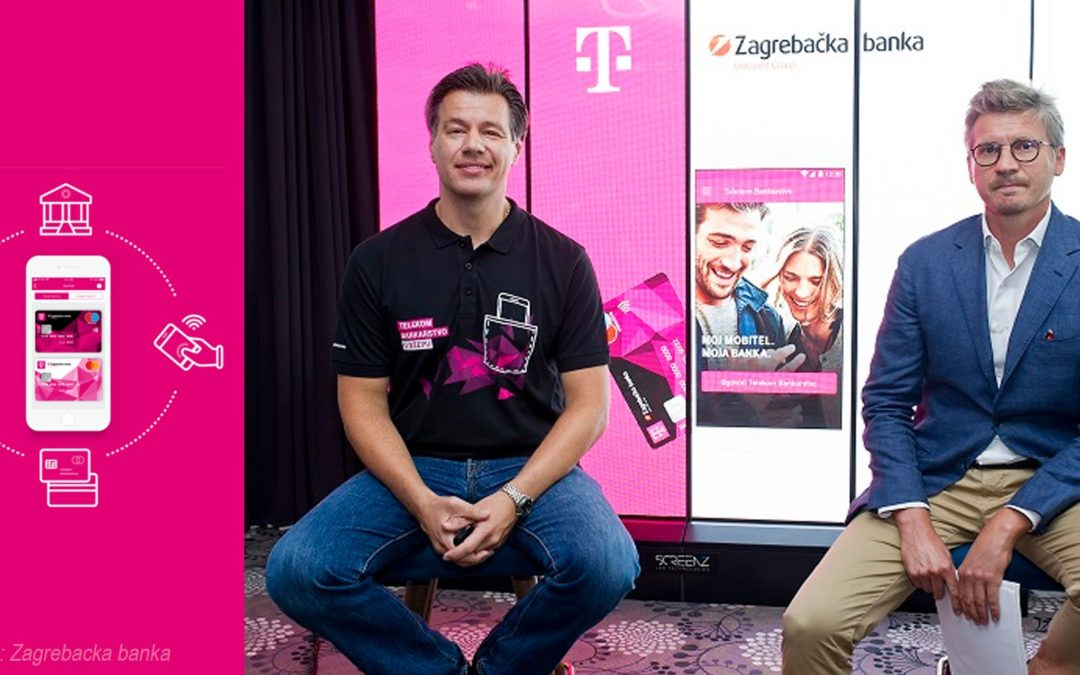 Telekom Banking Services Launched By Croatian Telecom And
